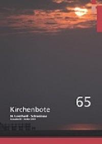Kirchenbote Nr. 65