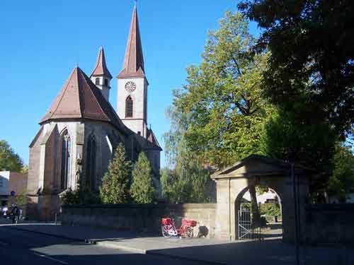 Kirche St Leonhard